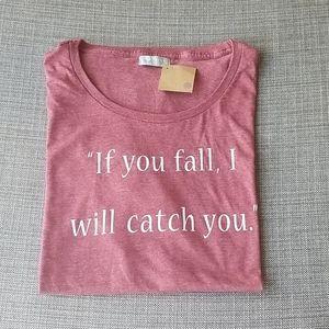 Fuego short sleeve T-shirt size XL